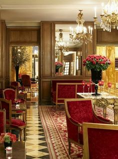 =Suite Impériale at the Ritz Paris | all things French ...