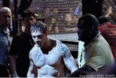 tomhardyspinky: This got me dizzy (8) - Here comes my king baby..