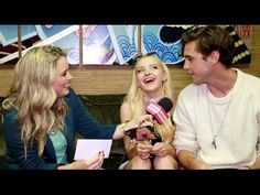 "Justine Magazine: Dove Cameron & Ryan McCartan Play Game: ""Dove OR Ryan??"" - YouTube"