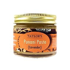 TAYLOR'S Punani Paste - All Natural Feminine Care - Made in USA! (Unscented)