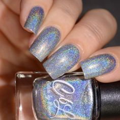 """Road to Polish Con Series Week Two Colors by Llarowe """"Silver Bullet"""""""