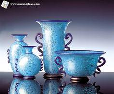 W greckim stylu  Szukaj znaku jakości Vetro Artistico® Murano jako gwarancji pochodzenia przy zakupie szklanych wyrobów na wyspie Murano! Odwiedź stronę www.muranoglass.com