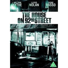 http://ift.tt/2dNUwca | House On 92Nd Street DVD | #Movies #film #trailers #blu-ray #dvd #tv #Comedy #Action #Adventure #Classics online movies watch movies  tv shows Science Fiction Kids & Family Mystery Thrillers #Romance film review movie reviews movies reviews