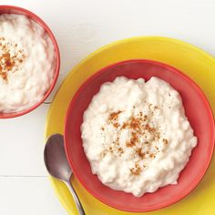 Martha Stewart: Easiest Rice Pudding (with Arborio Rice) **SOO good! 1/2016**