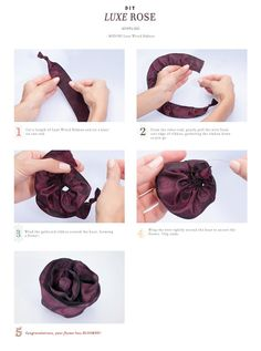 DIY corsages : DIY Wedding Flower