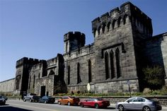 Eastern State Penitentiary Located in the Fairmount section of Philadelphia, Spooky Places, Haunted Places, Haunted Houses, Abandoned Prisons, Abandoned Places, Haunted Prison, Eastern State Penitentiary, Ghost Hunting, Ghost Stories