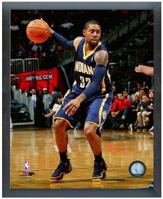 "C.J. Watson 2013-14 Indiana Pacers - 11"" x 14"" Photo in a Glassless Sports Frame"