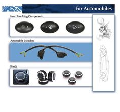 Automobile Switches We are the leading manufacturer and service provider of automobile switches. These switches are produced using superior quality raw material and latest technology. These switches work as an alert system for the automobiles and help to keep our clients safe while travelling. Our switches are available in various colors, shapes and sizes and can be modified according to the desires of the clients. Our clients can avail these switches from us at reasonable prices.