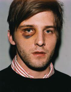 Roe Ethridge, Untitled (self-portrait) 2000 - 2002