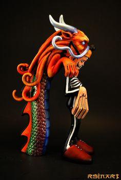 Kid Dragon Custom   Artist: Rsin Art   Image 3 of 4