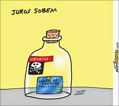 Post  #FALASÉRIO!  : Cheque especial: 183% ao ano !
