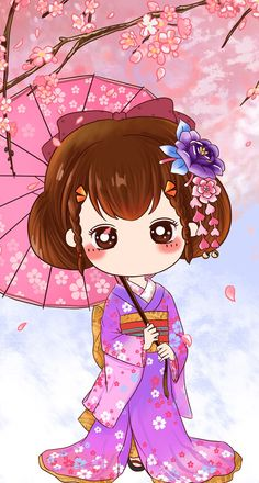 Chibi Anime, Kawaii Chibi, Cute Chibi, Kawaii Cute, Chibi Wallpaper, Cute Girl Wallpaper, Kawaii Wallpaper, Cartoon Wallpaper, Kawaii Drawings