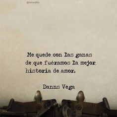 Find images and videos about love, phrases and frases en español on We Heart It - the app to get lost in what you love. Great Quotes, Me Quotes, Inspirational Quotes, Qoutes, Magic Quotes, More Than Words, The Words, Frases Love, Happy End