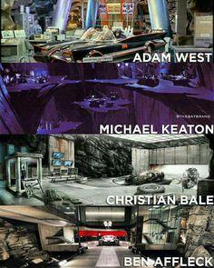 The Batcave . Browse new photos about The Batcave . Most Awesome Funny Photos Everyday! Because it's fun! Batman Batcave, Batman Batmobile, Batman And Superman, Lego Batman, Batman Robin, Dc Comics, Batman Comics, Archie Bunkers Place, Wayne Manor