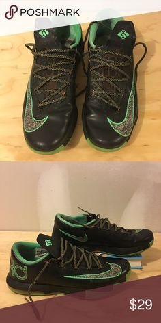 best loved 9bcef c7ac6 Kevin Durant sneakers. Kevin Durant sneakers. Size 11. Used condition. Nike  Shoes