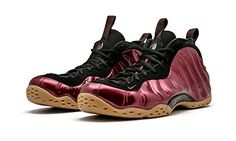 Nike Air Foamposite One Mens Hi Top Basketball Trainers 314966 Sneakers Shoes (US 7, night maroon 601)