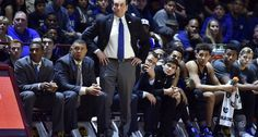 Duke associate head coach Jeff Capel will fill in for the Hall of Fame coach.