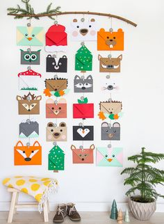 Adorable Advent Calendars for Kids - Inspired By This