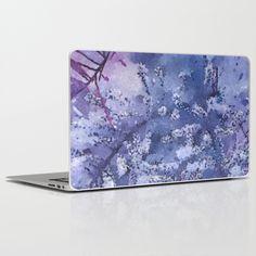Mystic Blossom Laptop & iPad Skin