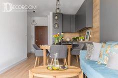 Apartamento com decoração moderna e de muito bom gosto (De Ida Gaspar - homify)