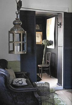 Loving the boho, rustic chic.