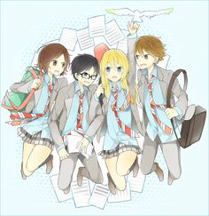 Your Lie in April (四月は君の嘘)