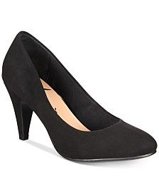 Alfani Women's Step 'N Flex Jeules Pumps, Created for Macy's & Reviews - Pumps - Shoes - Macy's