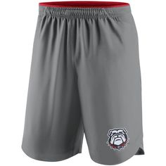 ... Fleece Therma-FIT Performance Shorts - Heathered Gray. See more.  Georgia Bulldogs Nike 2017 Player Vapor Performance Shorts - Charcoal