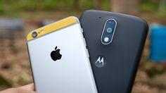 Moto G4 Plus vs iPhone 6S Camera Comparison