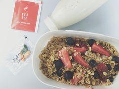 LifePak Nano makes a great addition to a healthy breakfast. :) Photo by Me-ann M. Lifepak Nano, Mood Enhancers, Chinese Medicine, Granola, Clean Eating, Lunch Box, Breakfast Photo, Nu Skin, Tea