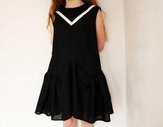 Robe de lin filles, vêtements de lin pour enfants, robe de filles, vêtements pour enfants, CollectioWN