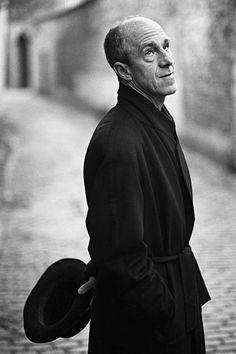 Raymond van het Groenewoud. Belgian singer Portrait - Portfolio - Stephan Vanfleteren