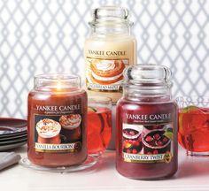 +++ Yankee Candle Herbstkollektion +++ SWEET TREATS +++ Lasst euch verwöhnen…