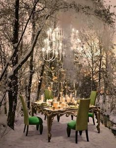 Wonderful space in the woods!