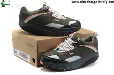 Buy MBT Chapa Men Shoes Pumpkin Black Casual shoes Store
