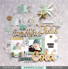 Is it cold in your part of the world? Create a gorgeous snow filled page just as designer @kjstarre has using the #november2016 #hipkits!  @hipkitclub #hkcexclusives #exclusives #hipkitexclusives @cratepaper #snowandcocoa @pinkfreshstudio #ohjoy #hipkitclub #silhouettecameo #cutfiles #papercrafting #woodveneer #glitter #snow #kitclub #scrapbookingkitclub