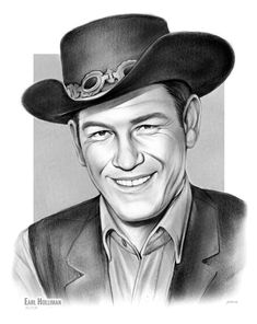 Earl Holliman (born September is an American actor. He is well known for his many character roles in films, mostly westerns and dramas, in the. Abe Vigoda, Earl Holliman, The Rainmaker, Mr D, Police Sergeant, Graphite Drawings, Pencil Drawings, Cowboy Art, American Actors