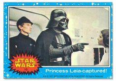 DIGITAL The Victors Receive Their Awards Star Wars Card Trader Vintage