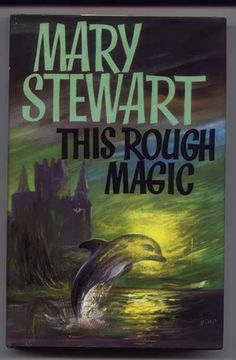 Mary Stewart- inspired a new respect for Gothic novels
