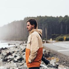 The Ranger Anorak beats all the elements hands down!