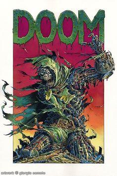 ✭ Doom by Giorgio Comolo