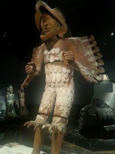 Guerrero Aguila, Museo del Templo Mayor Zócalo Distrito Federal
