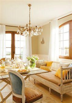 Una casa especial con mucho para aprender · ElMueble.com · Casas