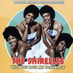 One of Gwen's favourite girl groups, The Shirelles.