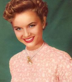 Debbie Reynolds. She died with hours of her daughter's early death; so sad but seemed so right for her to wish to be with her daughter.