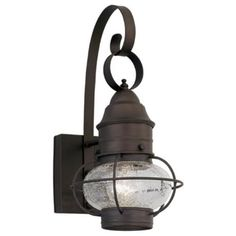 "Nantucket Collection 17 1/2"" High Outdoor Wall Light -"