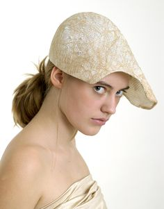 "Karen Henriksen ""Rustic Luxe"" Couture Collection."