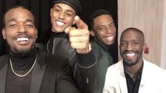 """34.7k Likes, 1,219 Comments - Keith T Powers (@keithpowers) on Instagram: """"Tune into 'The New Edition Story' marathon tomorrow on @BET! (Missing my other two sons, @itsalgee…"""""""