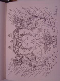 Oriental Tattoo, Home Tattoo, Buddha Art, Black House, Tattoo Designs, Tattoos, Art, Buddha Artwork, Tatuajes