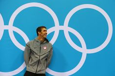 Michael Phelps: 21 Olympic Medals,  16 Gold Medals